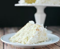 This delicious Winter white toasted coconut cake is made from scratch and bursting with coconut flavor. Perfect for the Holidays.#safewayholiday #pmedia #ad