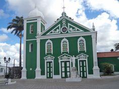 Caravelas, Bahia - Brasil  Matriz de Santo Antônio