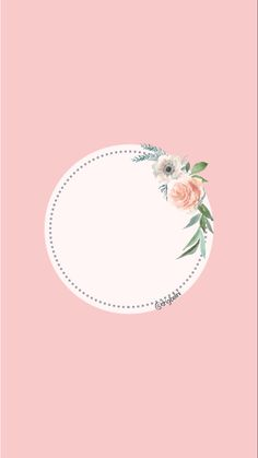 Trendy Wallpaper, Wallpaper Iphone Cute, Cute Wallpapers, Wallpaper Backgrounds, Logo Instagram, Instagram Frame, Whatsapp Background, Apple Watch Wallpaper, Floral Save The Dates