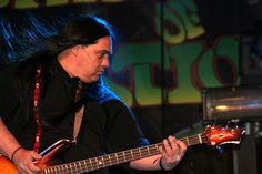 Author Interviews John Longbow of Longbow Guitars! « David-Michael Harding