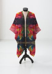 A beautiful and unique sheer wrap that is perfect for your collection! Shop artistic sheer wrap's created by designers all around the world. Cool Wraps, Lace Wrap, Summer Outfits, Summer Dresses, Signature Design, Fashion Labels, Kimono Fashion, Kimono Top, Kimono Style