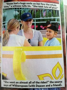 reese witherspoon wears @Volunteer Traditions