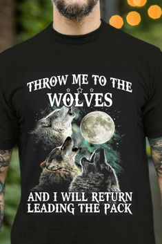WOLVES - LEADING THE PACK!!!🐺 ➡️Special Offer, not available anywhere else!  ☑️Available in a variety of styles and colors