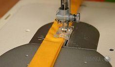 Kapsář na postýlku - fotonávod Swiss Army Knife, Sewing, Swiss Army Pocket Knife, Dressmaking, Couture, Stitching, Sew, Costura, Needlework