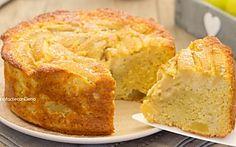 Torta melosa sofficissima, la torta di mele più buona del mondo