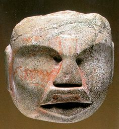 Olmec Maskettes