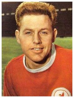 Gordon Milne Moved to Anfield at the same time as Ron Yeats and Ian St John following Shankly's appointment, becoming part of Liverpool's transformation. Milne was integral part of team that won promotion, before winning the First Division title in 1964.