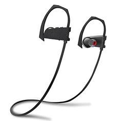 Bluetooth Headphones, handheld Sport Earbuds Bluetooth Headphones IPX4 Waterproof audio drop Ergonomic design Overear Headphones Earbuds