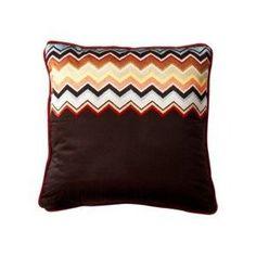 Missoni for Target zig zag toss pillow
