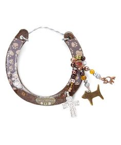 Another great find on #zulily! 'Bless My Rescue Animals' Horseshoe Wall Décor #zulilyfinds