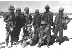 Kilo Company, 3/7 Marines, 1966