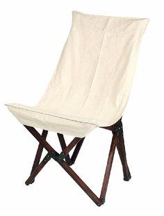 canvas chair - LIKE