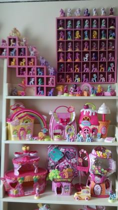 My Little Pony Arena » Forums » Pony Talk » Pony Corral » How are you displaying your pony collection?