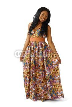 Robe Pagne, De Robe, En Mode Africain, Africaine 2014, Créations Africaines, Inspirations Africaines, Africain Fashion, Modèles, Ville