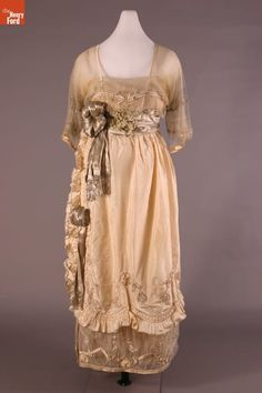 Wedding Dress, 1918