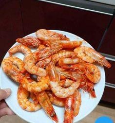 에어프라이어 레시피/에어프라이어 활용팁 : 네이버 블로그 Shrimp, Meat, Cooking, Food, Kitchen, Eten, Meals, Cuisine, Diet