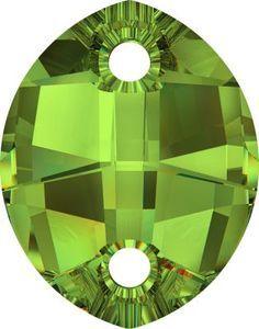 New Peridot color in 3224 Leaf Stone sew on    #DTCNEWBLING    http://www.dreamtimecreations.com/category/1571/new-swarovski-elements/swarovski-elements-fallwinter-20132014/
