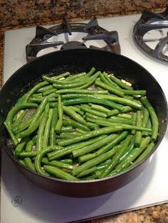 Sea Jay's Cupcakes: The Most Delicious Way to Cook Green Beans