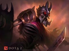 Leoric (Skeleton King) by http://pklklmike.deviantart.com