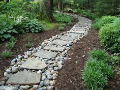Need a walkway for the side of the house... maybe this fall...