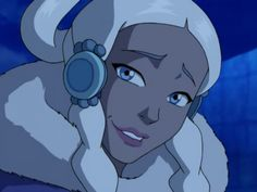 Princess Yue from Avatar : The Last Airbender.