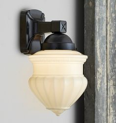 Rejuvenation Arts and Crafts: Paulina, Craftsman Wall Sconce