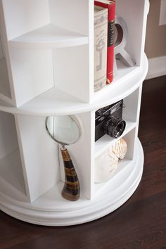 Turn in order: rotating bookcase – Canadian Home Workshop