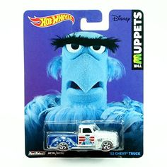 Sam The Eagle / '52 Chevy Truck * Disney / The Muppets * ... https://smile.amazon.com/dp/B00VSOCBUY/ref=cm_sw_r_pi_dp_U_x_FM5HAbBGF4R0D