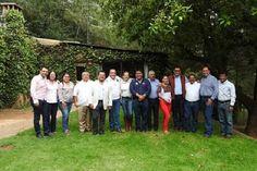 El objetivo fue analizar y revisar los avances de la Agenda Legislativa en la LXXIII Legislatura local; también se reunieron con las autoridades municipales y con el dirigente estatal del ...