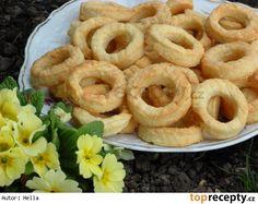 Česnekové kroužky