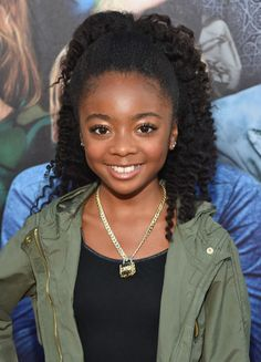 day premiere in this photo skai jackson actress skai jackson attends