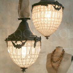 Eloquence Chateau Chandelier @Layla Grayce