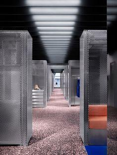 Acne Studios store by Bozarthfornell Architects, Los Angeles – California » Retail Design Blog