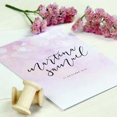 Invitación de boda NEW ORLEANS Summer Of Love, Watercolor Invitations, Wedding Invitations, The Originals, Weddings