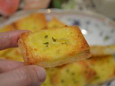 法式香蒜烤吐司
