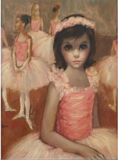 Artist: Margaret Keane