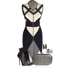 Futuristic Chic, created by angelysty on Polyvore