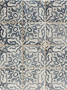 Every Boho Kitchen Backsplash Should Include These Tiles - Bodenbelag Boho Kitchen, Kitchen Backsplash, Kitchen Floor, Backsplash Ideas, Cement Tile Backsplash, Tiling, Tile For Bathroom Floor, Bathroom Ideas, Kitchen Countertops