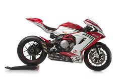Racing Cafè: MV Agusta F3 RC Limited Edition 2015