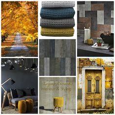 Een kleur die eigenlijk wel het gehele jaar door kan, okergeel! Perfect om toe te passen in je interieur voor een warme sfeer in huis.