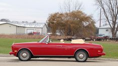 1989 Rolls-Royce Corniche II Convertible | G242 | Kissimmee 2018 Rolls Royce Corniche, Bentley Rolls Royce, Cruise Control, Automatic Transmission, Convertible, Auction, Infinity Dress
