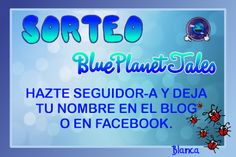 Actividades para Educación Infantil: ¡¡¡SORTEO!!! 2 LIBROS DE BLUE PLANET TALES