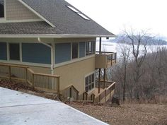 Custom Home on Beaver Lake