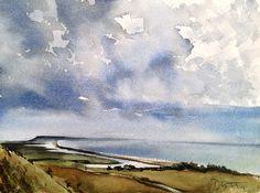Chesil Beach No2 Dan Carter