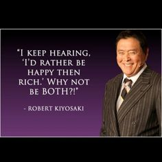 Becoming Rich Quotes, Robert Kiyosaki (Rich Dad) Robert Kiyosaki Quotes, Rich Quotes, Freedom Quotes, Rich Dad Poor Dad, Motivational Quotes, Inspirational Quotes, Just Dream, How To Become Rich, Money Quotes