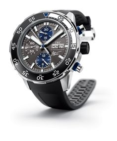 IWC Aquatimer Cousteau