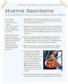 Huevos Rancheros | goop.com