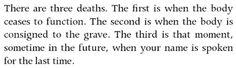 "aseaofquotes:  David Eagleman, ""Metamorphosis"""