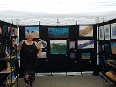 How to Sell at Art Shows and Festivals | AcrylicPouring.com