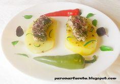 Pierś indyka na ziemniakach na parze Eggs, Breakfast, Food, Morning Coffee, Eten, Egg, Meals, Morning Breakfast, Egg As Food